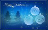 Christmas design 5 — Stockfoto