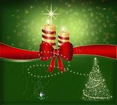 Christmas design 2a — Stock Photo