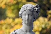 女性の像 — ストック写真