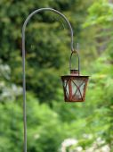 A lantern in daylight — Stock Photo