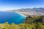 Mediterranean Sea -  Alanya, Turkey — Stock Photo