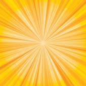 Sun rays background — Stock Vector