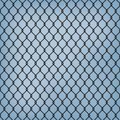 Steel Wire background — Vector de stock
