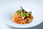 Итальянская паста — Stock Photo