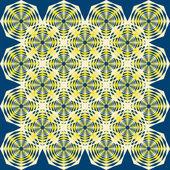 Geometrische ornament — Stockvector