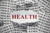 Health — Stock Photo