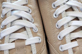 Sneakers close-up — Stock Photo