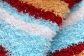 Woolen background — Stock Photo