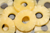 Pineapple Rings — Stock Photo