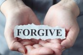 Forgive — Stock Photo
