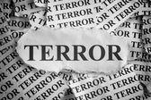 Terror — Stock Photo