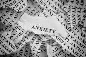 Anxiety — Stock Photo
