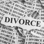 Torn Divorce — Stock Photo #63991193