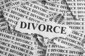 Torn Divorce — Stock Photo
