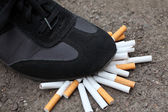 Quit Smoking! — Stock Photo