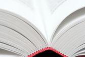 Book close-up — Stock Photo