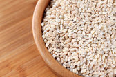 Pearl barley — Stock Photo
