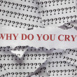 Why do you cry? — Stock Photo #65362875