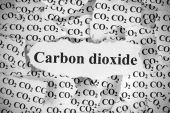 Carbon Dioxide — Stock Photo