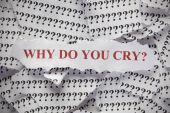 Why do you cry? — Photo