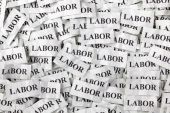 Labor — Stock Photo