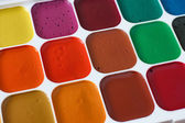 Watercolor Painting Set — Stock Photo