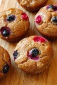 Gluten free muffins — Stockfoto