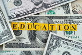 Cost of Education — Stock Photo