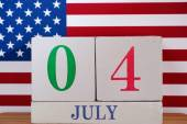 4th of July - Independence Day — Stock Photo