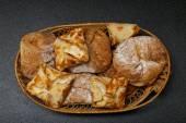 Hungarian cheesecake — Stock Photo