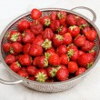 Image of lots of fresh strawberries — Stock Photo #76704303