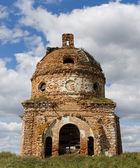 古い放棄された教会 — ストック写真