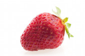 Ripe strawberries — ストック写真