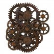 Ancient gears — Stock Photo #61585919