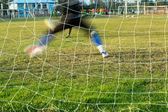 サッカー ボール — Stockfoto