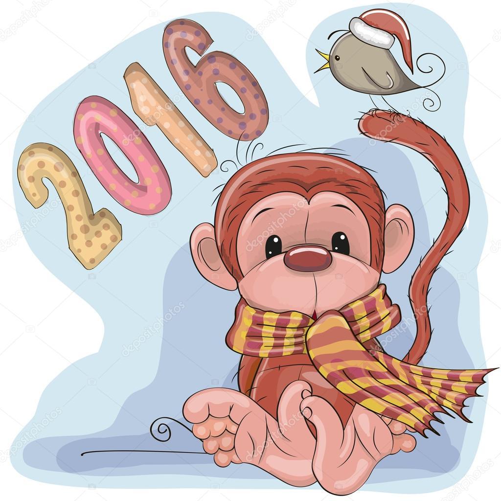 год обезьяны какой будет