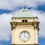 High tower clock — Stock Photo #61569589