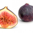 Fruits figs on white background — Stock Photo #61571293