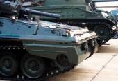 軍事タンク — ストック写真