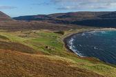 Rackwick bay, Isle of Hoy, Orkney islands, Scotland — Stock Photo