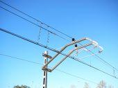 Overhead Lines — Stock Photo