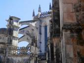 Batalha Monestary - Portugal — Zdjęcie stockowe