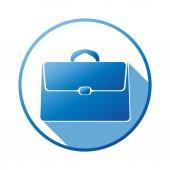 Vector icons portfolio — Stock Vector