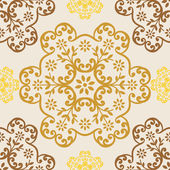 Vintage background. Royal ornament. — 图库矢量图片