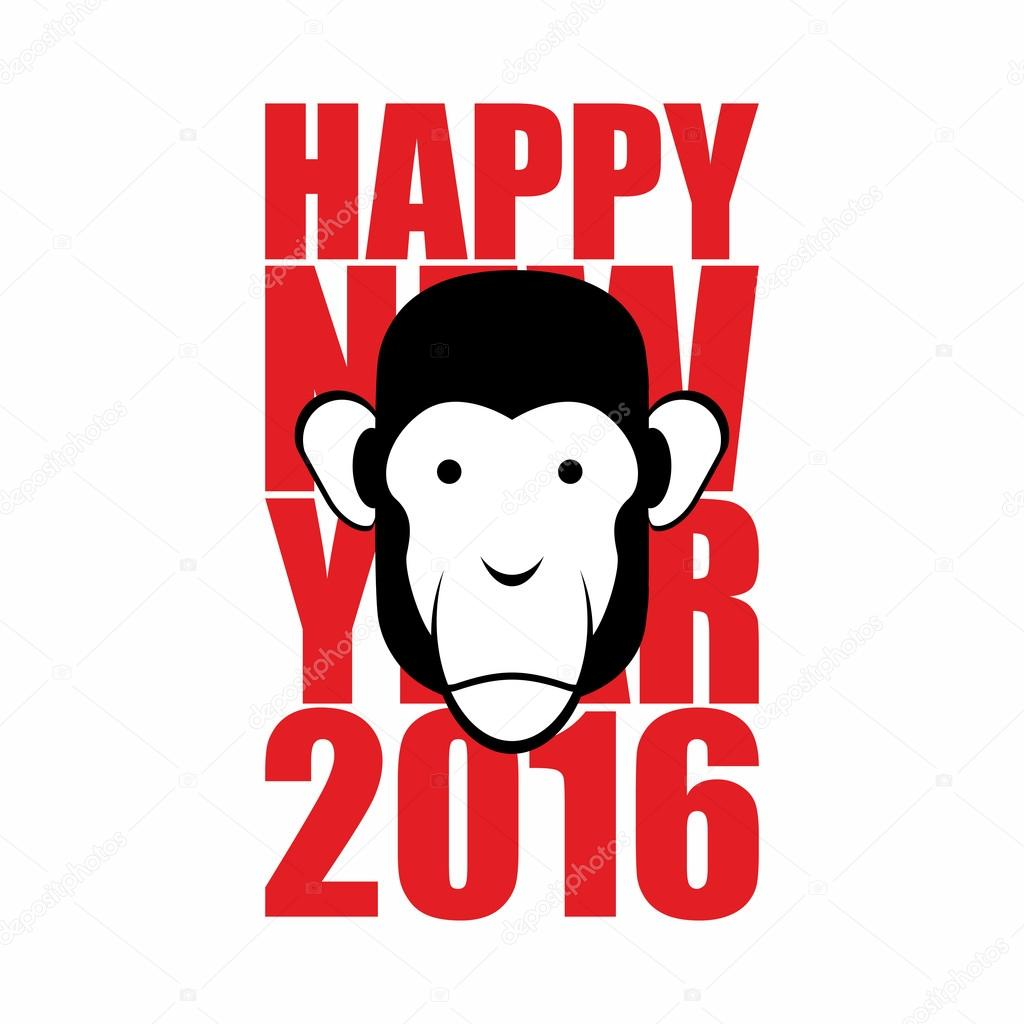 New year 2016 animal 28 images happy new year animals for Wildlife christmas cards 2016