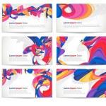 Modern Business Card Set — Stock Vector #73202617