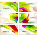 Modern Business Card Set — Stock Vector #73203931