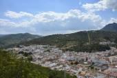Landscape Ubrique, Cadiz — Stock Photo