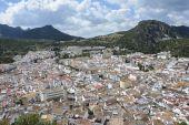 Landscape Ubrique, Cadiz — Stockfoto