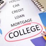 College planning — Stock Photo #68423651